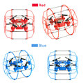 FY802 6 Axis Gyro Remote Control Quadcopter Wall Climbing Helicopter Drone RTF