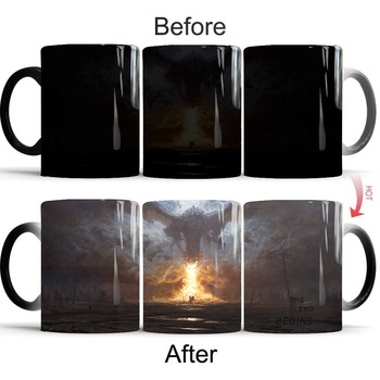 Color Changing Mug Game Of Thrones 2