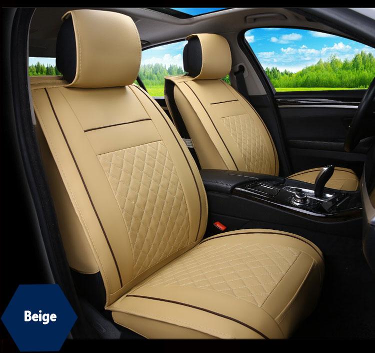 Front+Rear Special Leather car seat covers For Suzuki Jimny Grand Vitara Kizashi Swift SX4 Wagon Palette car accessories styling