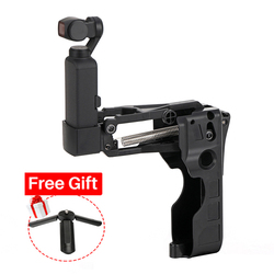 Z Axis 4th Axis Stabilizer Handgrip Holder Foldable Damping  Anti-shake Spring Gimbal for DJI osmo pocket Camera Accessories