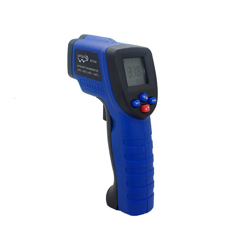 WT300 WT550 WT700 WT900 temperature gun hand held infrared thermometer industrial non contact electronic thermometer in Temperature Gauges from Home Garden