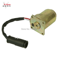 Free Shipping Hydraulic Pump Proportional Valve 086 1879 Solenoid Valve Excavator Replacement Spare Parts Excavator Parts