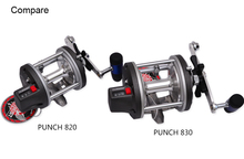 Cheap electric fishing reel saltwater trolling boat electric reel 4BB 4.2:1 gear ratio fishing reel electric molinete para pesca