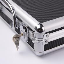 Aluminum Alloy Tactical Hard Pistol Case