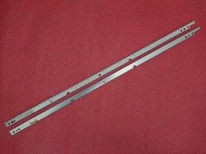 Image 5 - Neue 2 teile/satz 60LED 572mm led hintergrundbeleuchtung streifen für Samsung UE46ES5500 SCHLITTEN 2012SVS46 7032NNB RIGHT60 LEFT60 2D