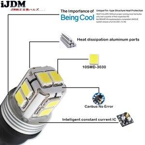 IJDM Canbus безошибочная BA9S BAX9S H21W BAY9s светодиодная подсветка для заднего хода автомобиля или парковочные огни, номерные знаки, белый красный желтый
