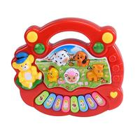 Baby Kids Music Developmental Animal Farm Piano Sound Educational Toy