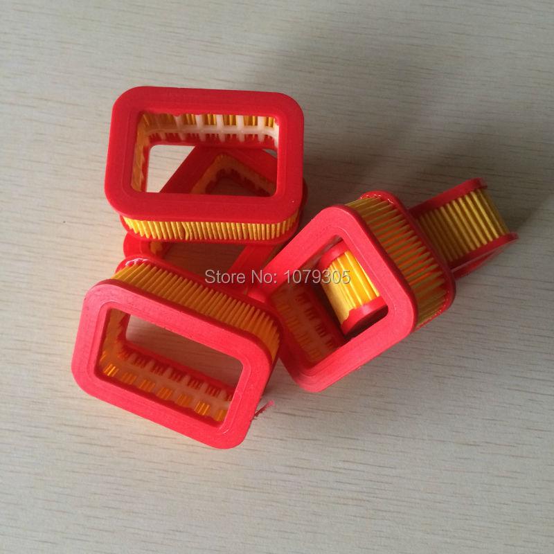 5 buc 5200 5800 52 / 58CC Filtru cu aer de hârtie