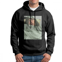 Men Vaporwave Aesthetic Pulp Fiction Hoodie New Style Cotton Hooded Sweatshirts Novelty Hooded Tops