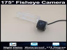 Reverse Camera 175 Degree 1080P Fisheye Parking Car Rear view For Kia Sportage SL R 2011- 2014 K3