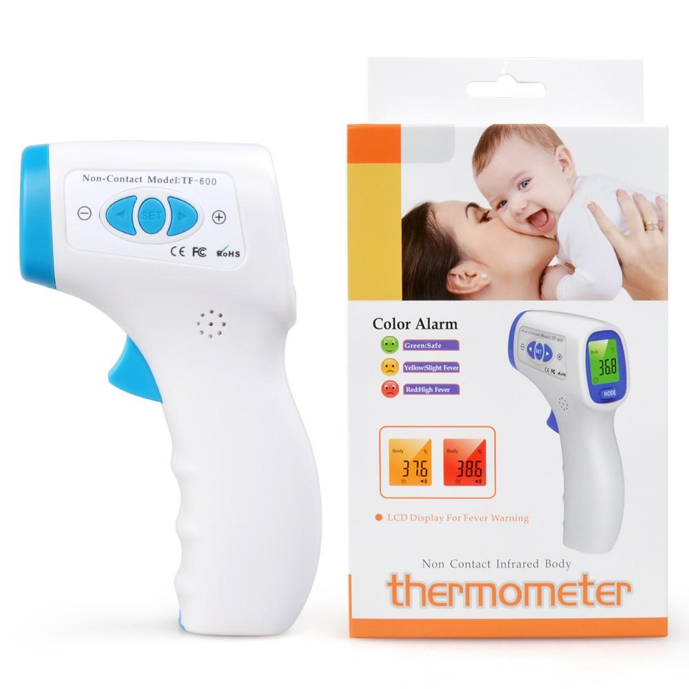 Elera Ce Bayi Digital Termometer Multifungsi Non Kontak Inframerah Infrared Telinga Dahi Tubuh Thermometre Gun Dan Suhu Perangkat Di Dari Kecantikan