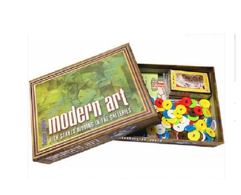 ̿̿̿(•̪ )Arte Moderna del envío libre juego de mesa familia partido ...