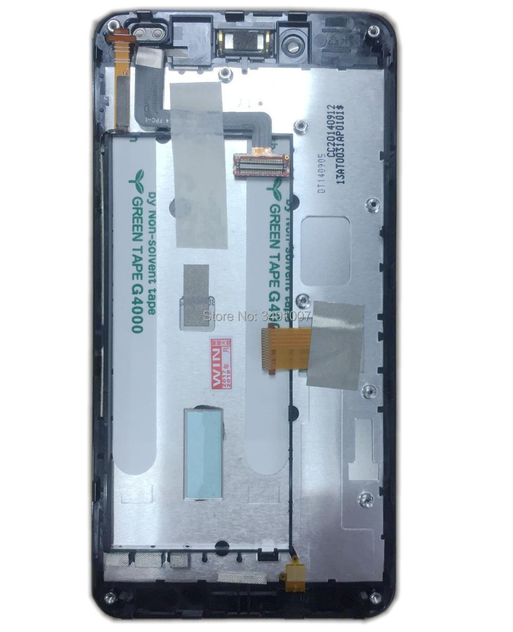 5 LCD Display Touch Screen Digitizer Assembly For Asus PadFone Infinity A80 5h35aaq009389 lcd display screens touch screen