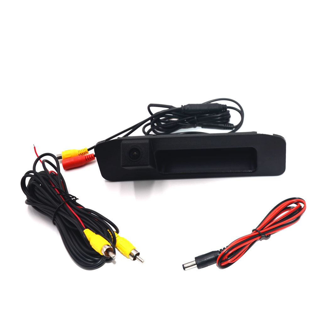 Car Trunk Handle Rear View Camera For Mercedes Benz ML GLA GLC GLE A180 A200 A260 Night Vision
