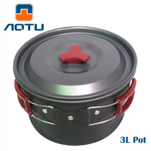 Aotu AL500-1 3-4 People Use Outdoor Portable Pot