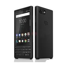 Ban Đầu Lưng Dẻo Silicone Dành Cho Blackberry KEY2 Silicon TPU Mềm Mại Ốp Lưng Cho Blackberry Chìa Khóa 2 Thương Hiệu Mới