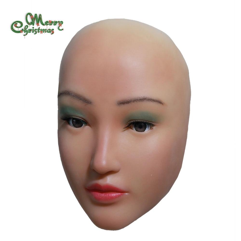 Sophia ange visage Halloween mascarade travesti trans drag queen Tendre accessoires ladyboy ange visage cosplay sissy garçons