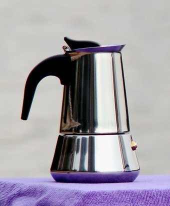 Free shipping 9cups,Bialetti,Inoxpran's supplier,Italian Stainless steel Moka Coffee Maker