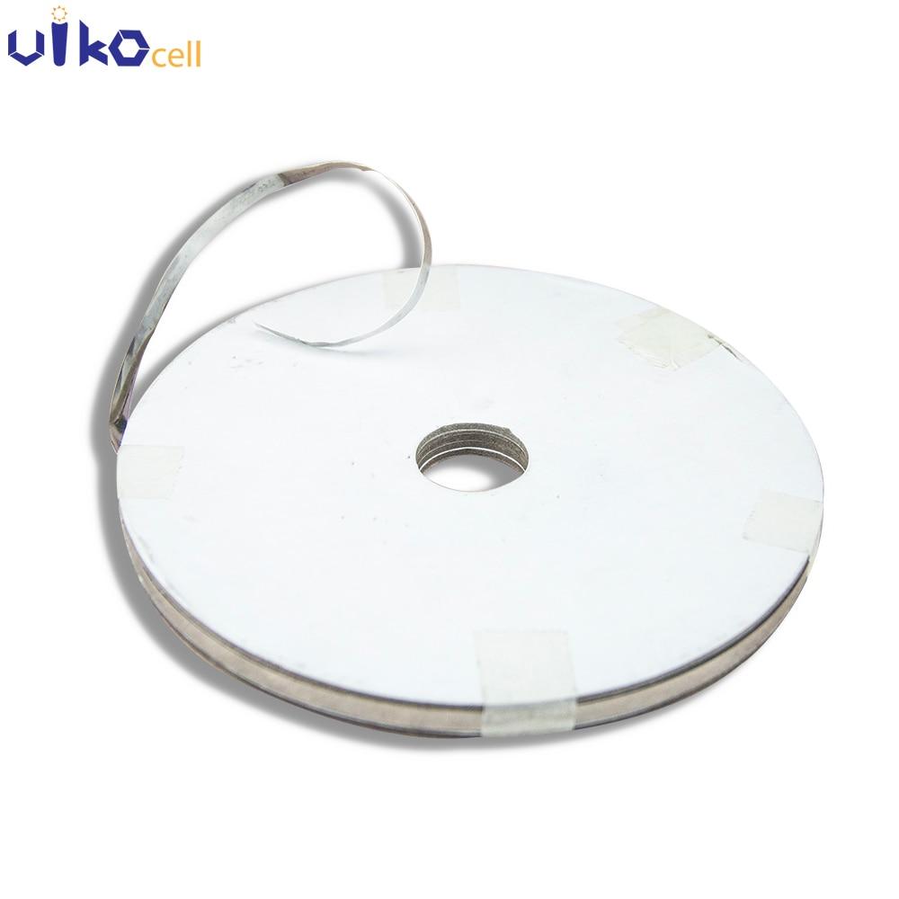 купить 50m*5mm*0.2mm Busbar Bus Wire PV Ribbon Tape For DIY Photovoltaic Solar Cell Panel Soldering по цене 1311.67 рублей