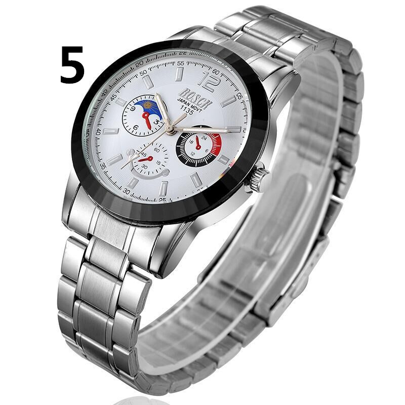 Mens sports and leisure quartz watch, fashion and vitality.81 Mens sports and leisure quartz watch, fashion and vitality.81