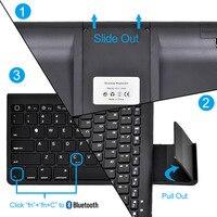 mini wireless bluetooth Mini Bluetooth Keyboard for Phone iPad for Smart TV Multimedia Hot Keys Wireless Keyboard for Android Tablet IOS Windows 7/8/10 (4)