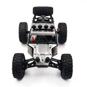 Image 3 - Coche de juguete teledirigido FY03 escala 1:12 2019G 4WD, vehículo todoterreno de alta velocidad, actualización de coche RC sin escobillas 2,4, novedad de 6,4