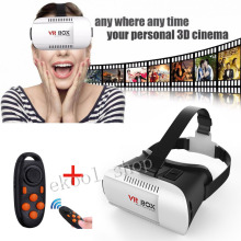 3D Virtual Reality VR Box Glasses Headset Helmet for Universal Mobile Phone