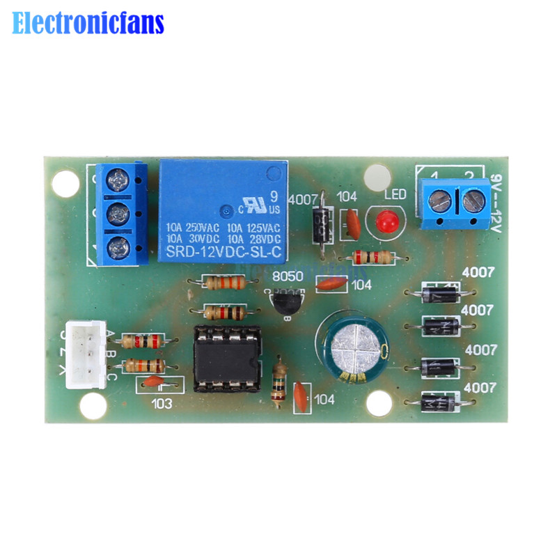 Electronic Components & Supplies Dc 5v Liquid Water Level Controller Sensor Module Water Level Detection Sensor Parts Components Diy Kits To Rank First Among Similar Products