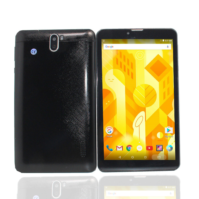7 Inch 3G Tablet Android5.1 R706 WIFI Bluetooth Quad Core 1GB 8GB Dual Camera WCDMA Phone Call