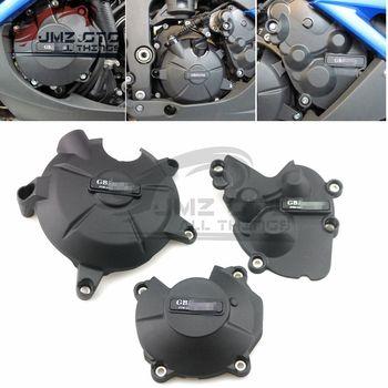 Мотоциклетный Двигатель защитный чехол для корпуса GB Racing для KAWASAKI ZX6R 2009-2019 >> JMZ-GTG all things Store