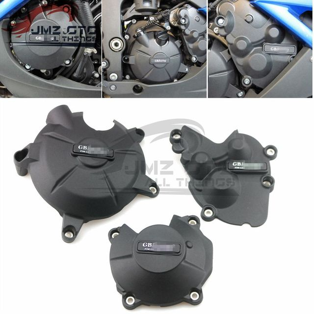 Motorcycles Engine cover Protection case for GB Racing For KAWASAKI ZX6R  2009 2019