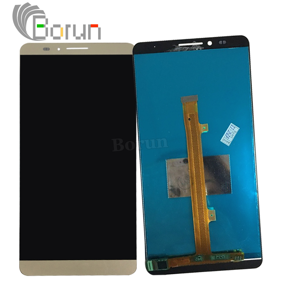 Fit for HUAWEI Ascend Mate 7 MT7-TL10 LCD Screen Display+Touch Panel Digitizer Assembly replacement parts For MT7 L09