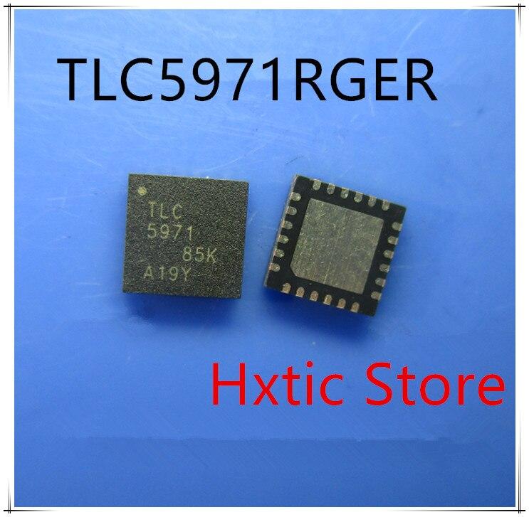 NEW 10PCS LOT TLC5971RGER TLC5971 QFN 24 IC