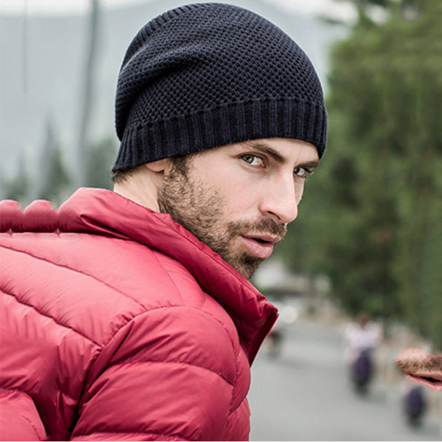 Fashion Man's Winter Cap