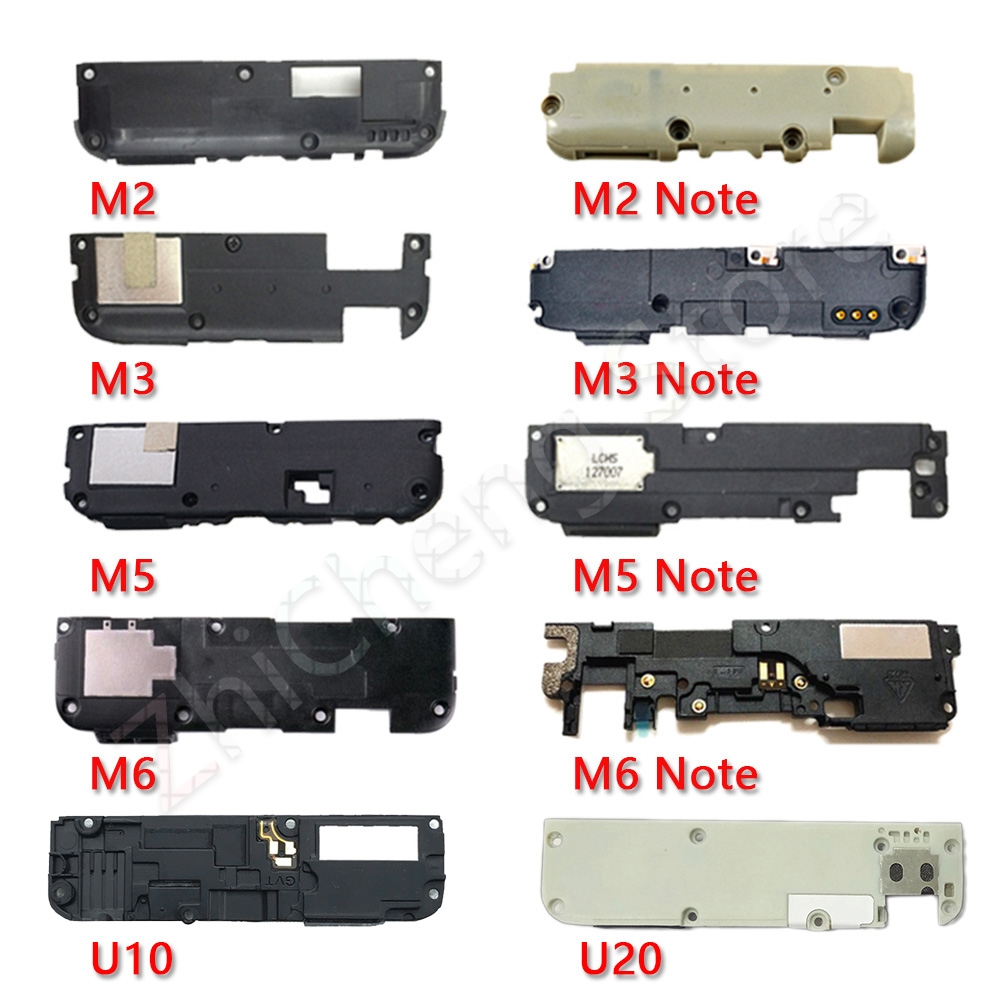 Loudspeaker Sound Speak Ringer Flex Cable For Meizu Meilan M2 M3 M3s M5 M5s M6 M 3 5 6 Note Mini U10 U20 Original
