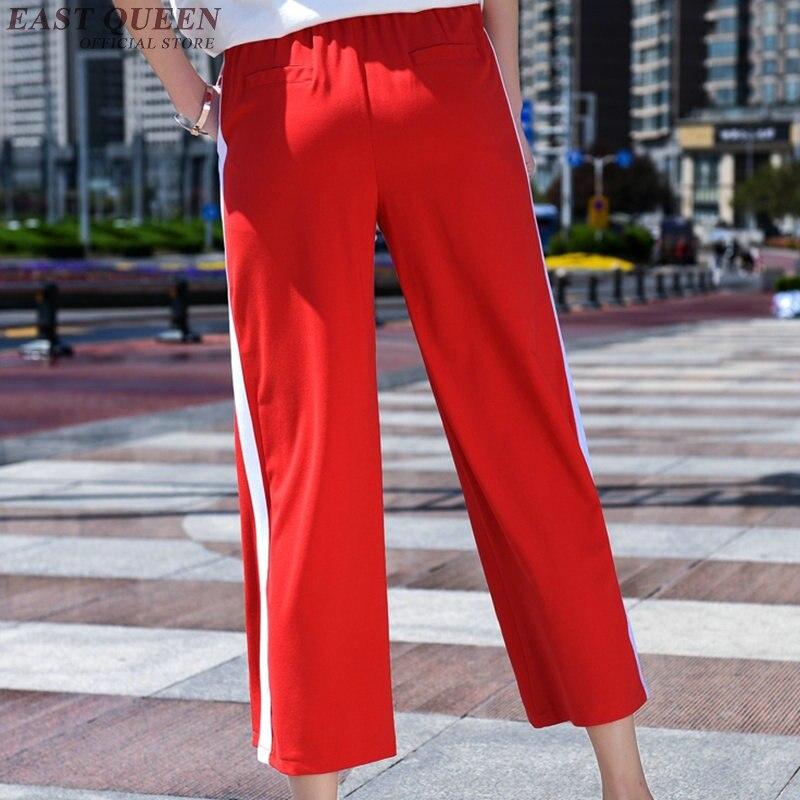Pantalones Streetwear Mujeres Mujer 2 Harem Pista 1 Aa3952 Estilo Militaty Cargo A0Hn76wdqA