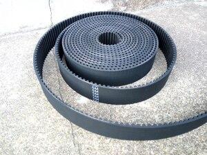 Image 1 - Machine à graver 3D HTD5M, 10 M, Machine à graver et à graver 3D, 10 M, 5M, largeur 9 15 20 25mm, lancement à larc 5mm, en caoutchouc synchrone