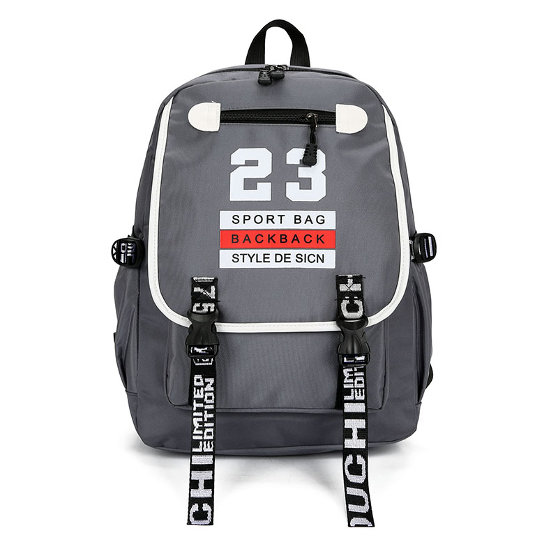 Fashion Style School Backpack For Teenagers Boys and Girls Sport Canvas Large Capacity Travel Backpack Women Bagpack New 2018