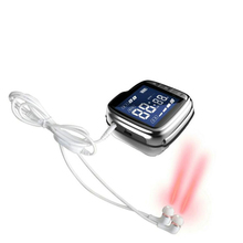 LASTEK Tinnitus Laser Therapy Watch  High Blood Pressure Cold Masker Suppresses Noise