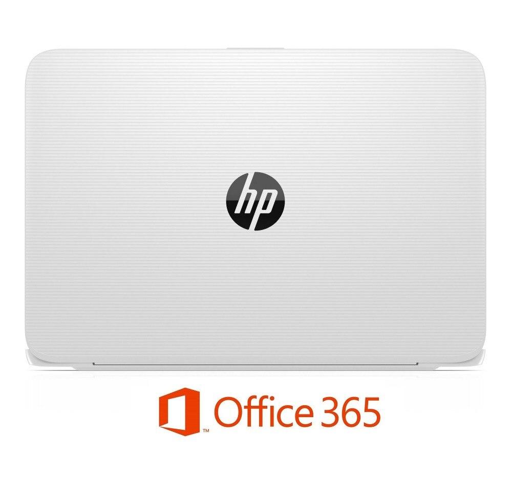"""Hp 11,6 """"потокового ноутбука оконные рамы 10 Intel Celeron 4 ГБ оперативная память 32 ГБ eMMC Office 365 Ультратонкий свет электронной почты образование студент"""