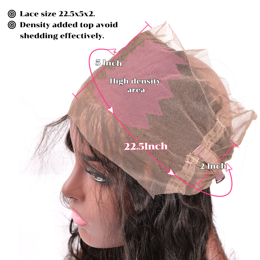 100 % 인간의 머리카락 Pre는 아기 머리카락으로 360 - 인간의 머리카락 (검은 색) - 사진 3