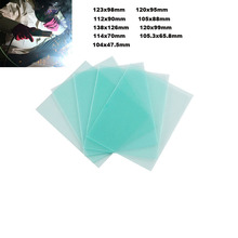 Free Shipping 10Pcs/Lot Automatic Darkening Welding Helmet Lens Cover Argon Arc Cap for Mask