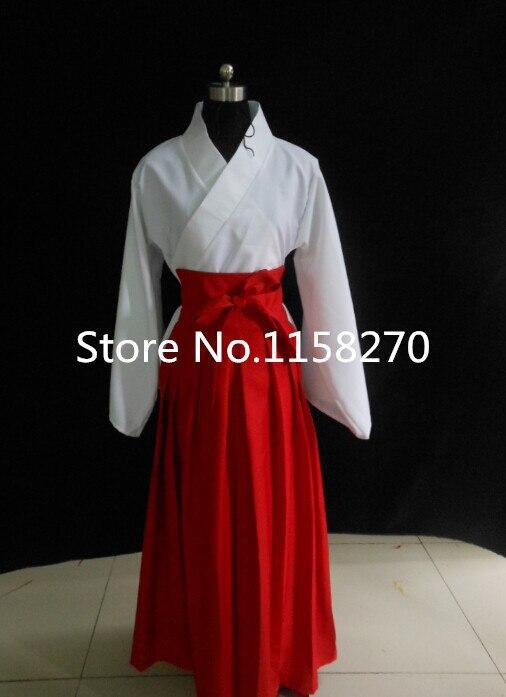 Steins Gate Ruka Urushibara kimono Costume Custom Made