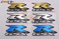 Motorcycle Stickers 3D GSXR case for SUZUKI GSXR600 GSXR750 GSXR1000 K1 K3 K4 K5 K6 K7 K8 K9 K11 LOGO badge