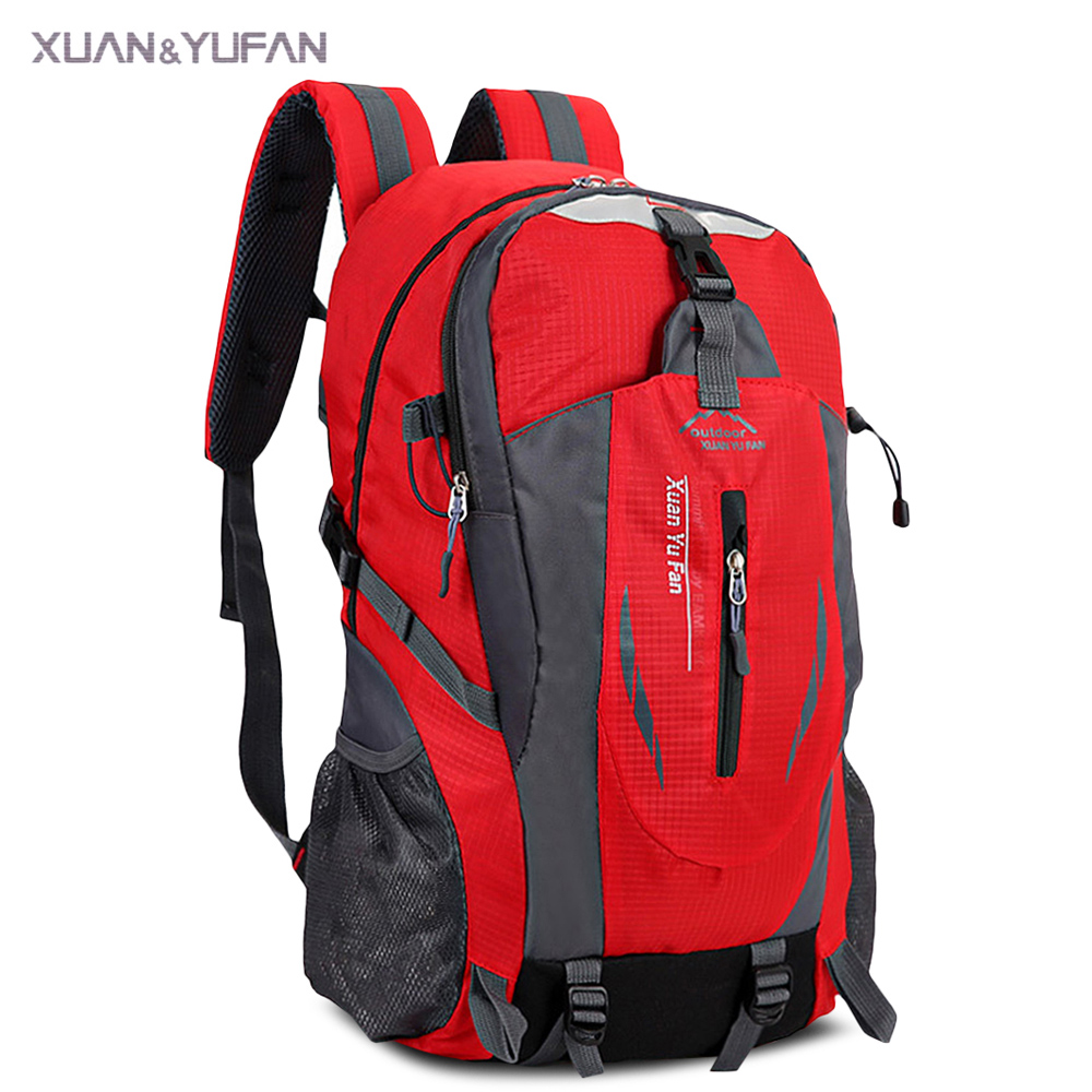 Xuanyufan Outdoor Hiking Lightweight 35L Water-resistant Travel BackpackXuanyufan Outdoor Hiking Lightweight 35L Water-resistant Travel Backpack