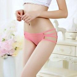 Chaîne de tirage Invisible Translucide Femmes Sexy Sous-Vêtements Culottes Avec Bretelles Bandage Hanches Push up Filles Panty Culotte Lingerie