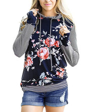 women hoodies winter clothing print floral sweatshirts ladies autumn  womens streetwear clothes love sweatshirt harajuku