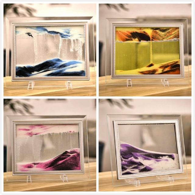 Aliexpress.com: Comprar Arena de Cristal Líquido en movimiento Foto ...