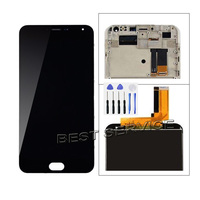 5 5 Inch Full LCD Screen Display With Touch Screen Digitizer Assembly For Meizu Meilan Note