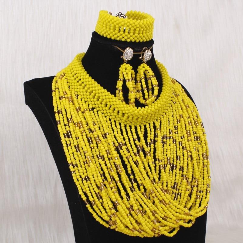 Dudo bijoux beaux ensembles de bijoux Costume africain ensemble de bijoux pour nigérian mariage perles ensemble livraison gratuite argent Dubai ensemble de bijoux